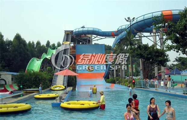 Giant Boomerang Water Slide for Water Park, Amusement Park