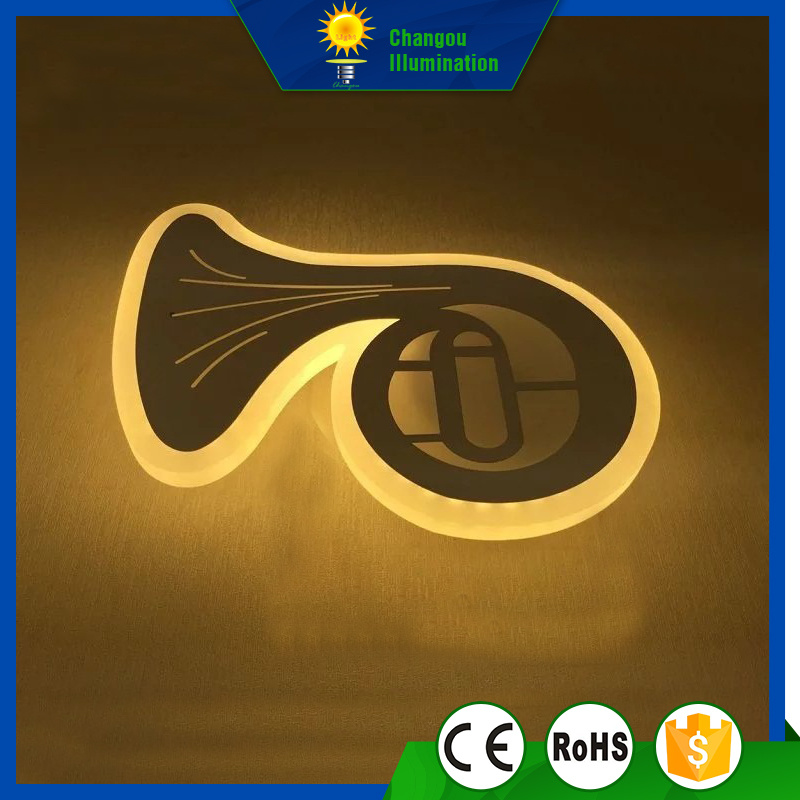 25W Modern LED Decorate Wall Light