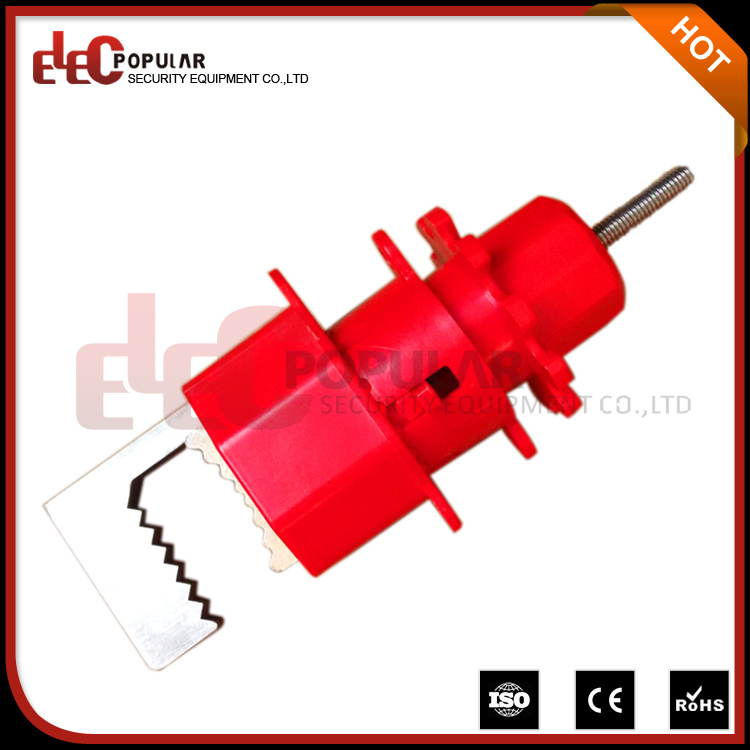 Elecpopular Best Selling Products Ce Standard Safety Universal Valve Lock