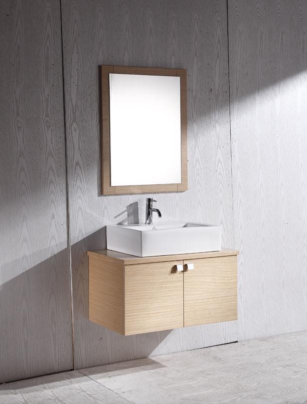 China Modern Wall Hung Bathroom Cabinet Ac 810523