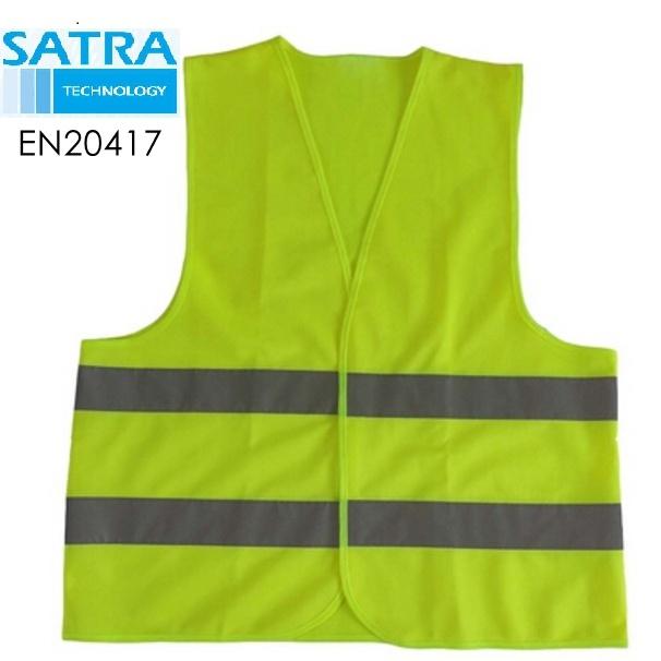 Hot Selling En20471 Reflective Safety Vest