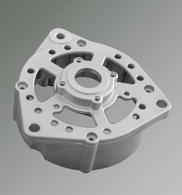 High Pressure Die Casting Aluminum Alternator Components