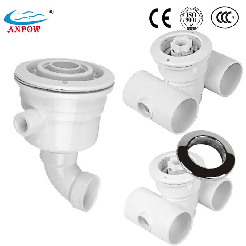 China swimming pool accessories big water jet spray nozzle