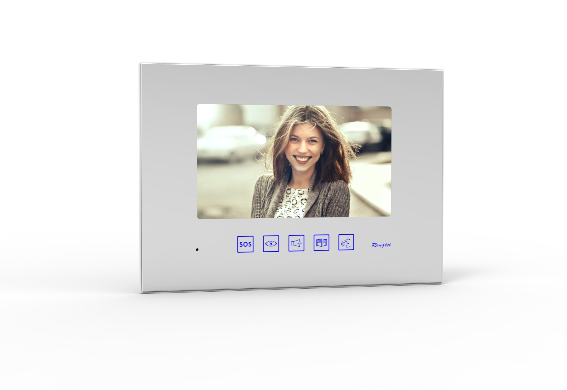 Wireless Video Intercom for Villa (PL960WL+MR880WL)