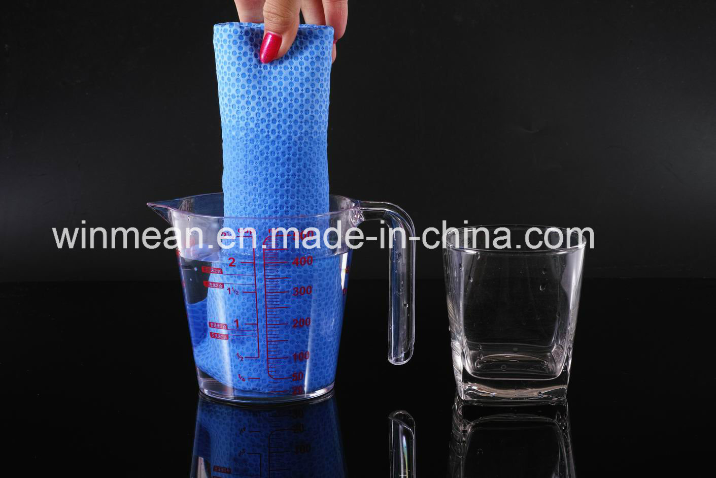 Cleaning Towel Glass Towel Household Cleaning Towel