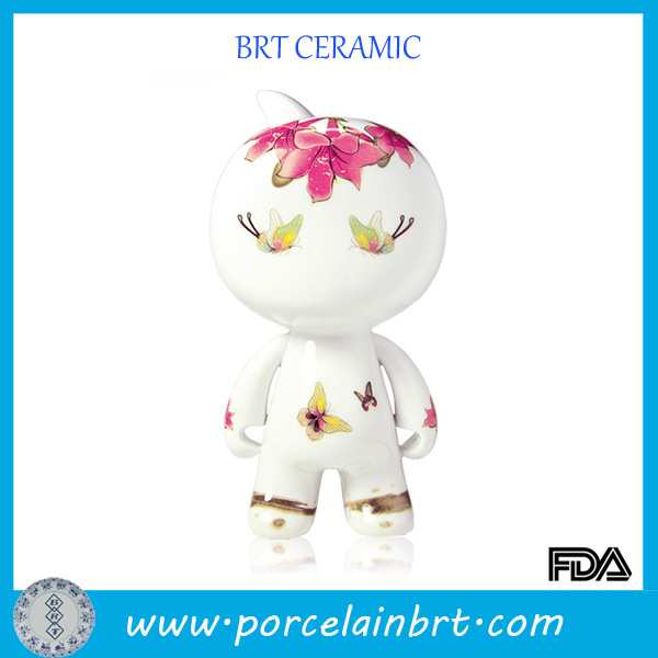 Small Dorable Ceramic Porcelain Birthday Gift