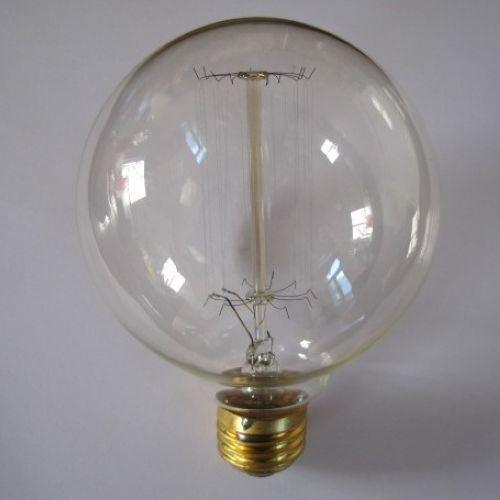 decorative antique filament bulb g80 19anchor e27 110 130v ou 220 240v 25with40with60w. Black Bedroom Furniture Sets. Home Design Ideas
