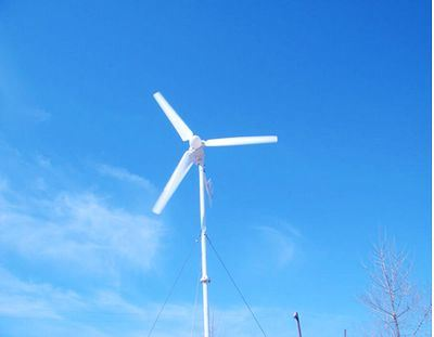 1000W Horizontal Axis Wind Power Generator with CE Certificate (WKH-1KW)