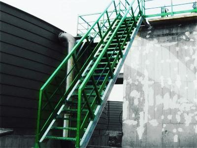 FRP Ladder Profile