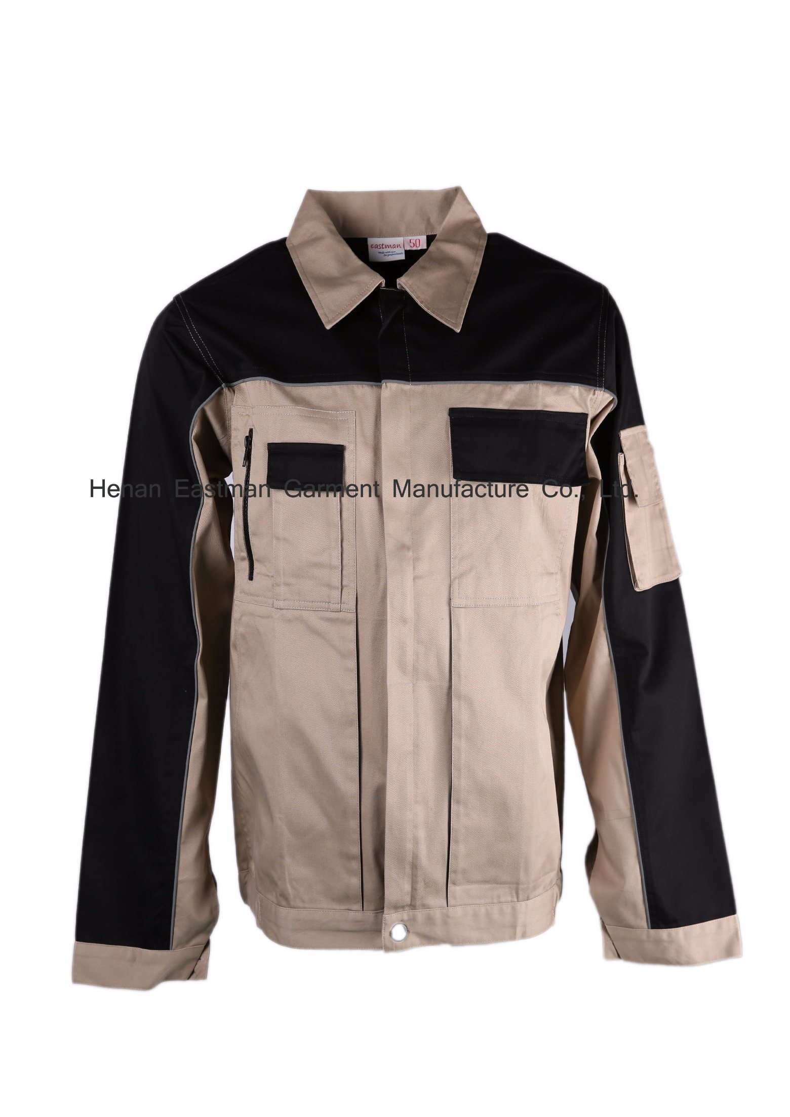 100% Cotton High Quality Workwear Jacket