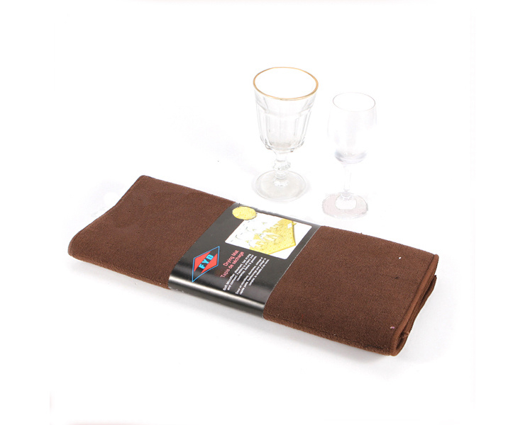Microfiber Drying Mat for Dish (4412)