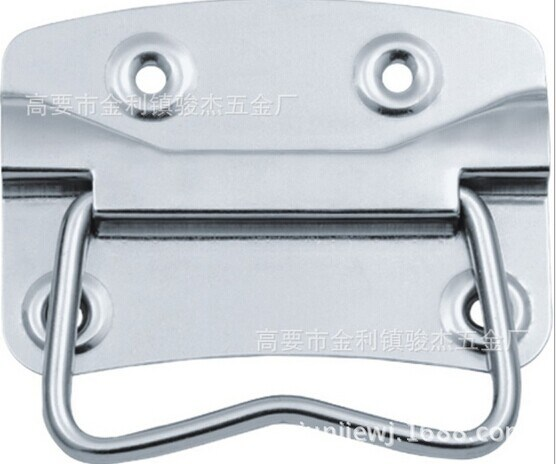 Big Capacity Steel Transportation Box Handle Clamp