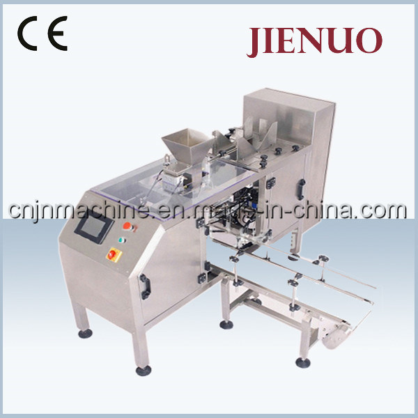 Jienuo Automatic Single Position Food Pouch Packing Machine (JN-300-A)