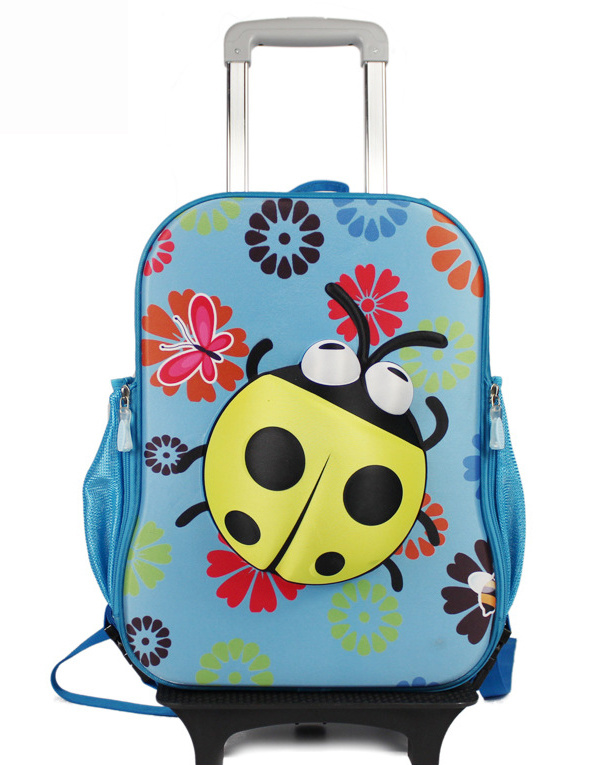 School Bag of Cartoon Design