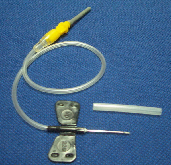 Disposable Vacuum Blood Collection Needle