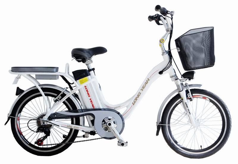 City Electric Bikes (TDN1101Z) Withe