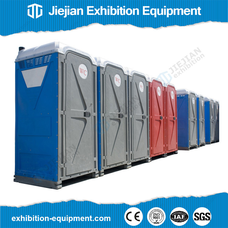 Guangzhou Rotomolding Mobile Plastic Outdoor Portable Toilet Sale