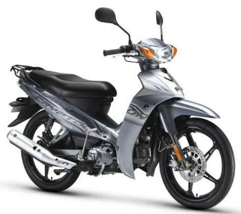 China new cub motorcycle yamaha crypton 110cc 120cc for Yamaha motorcycles made in china