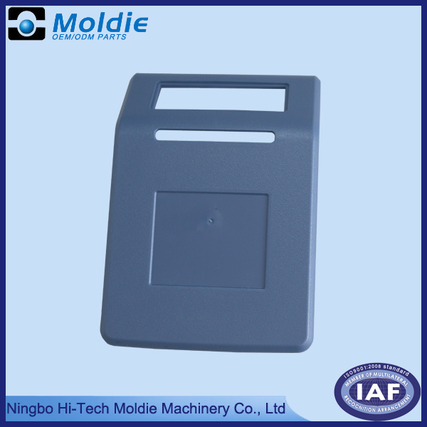 Plastic Cover with Plastic Injection Molding