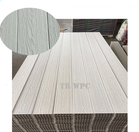 Supply New Shielded WPC Outdoor Decking