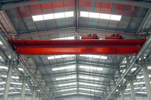 10ton 20ton Double Girder Electric Hoist Travelling Overhead Crane