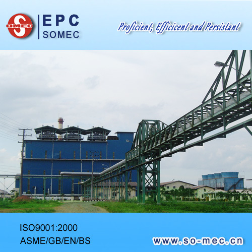 Power Plant EPC Contractor