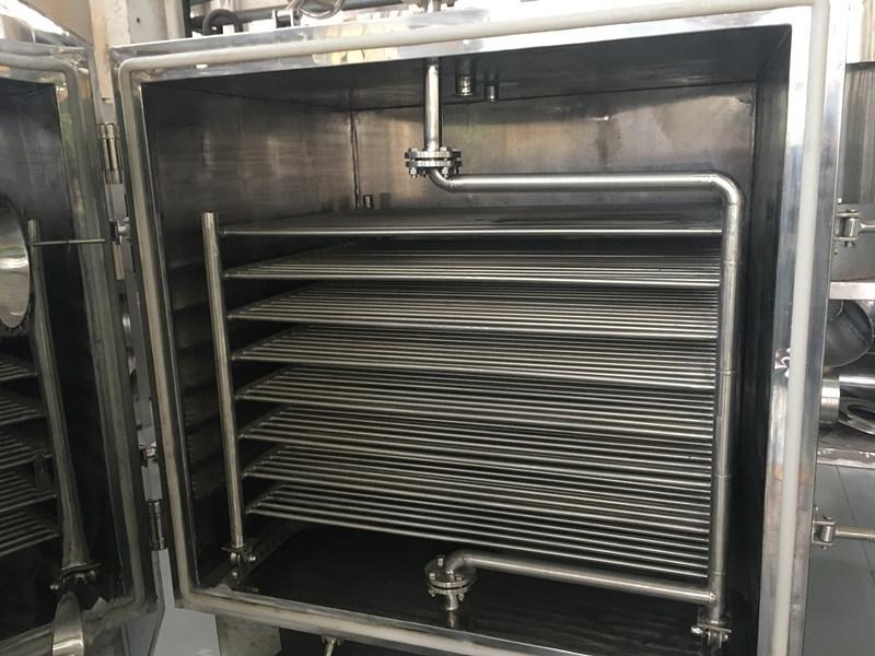 Fzg Series Cube Type Vacuum Drying Machine