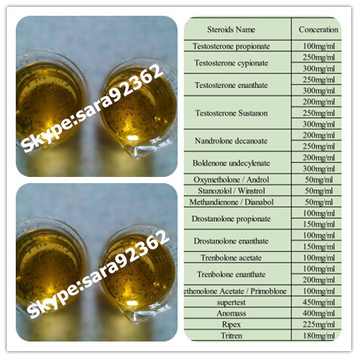 Testosterone Enanthate (Injectable oil 250mg/ml) for Mass Gains