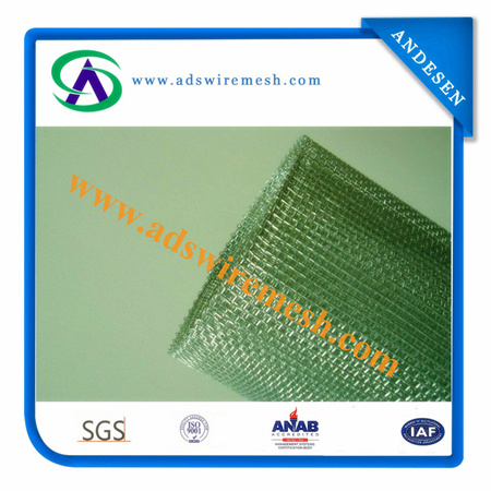 Galvanized Square Wire Mesh/Crimped Knitted Wire Mesh