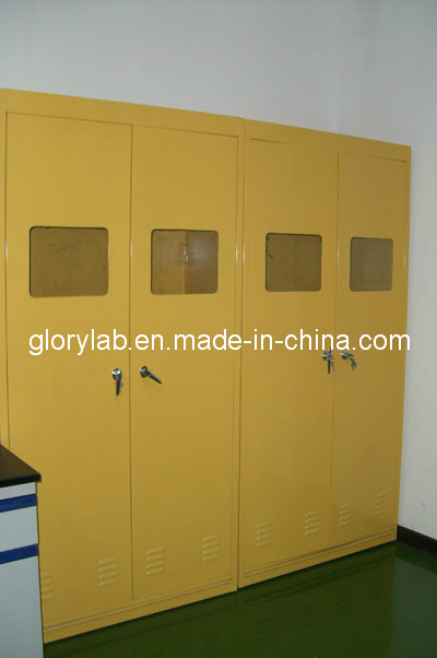 Steel Cylindar Cabinet with Epoxy Powder (JH-HC010)