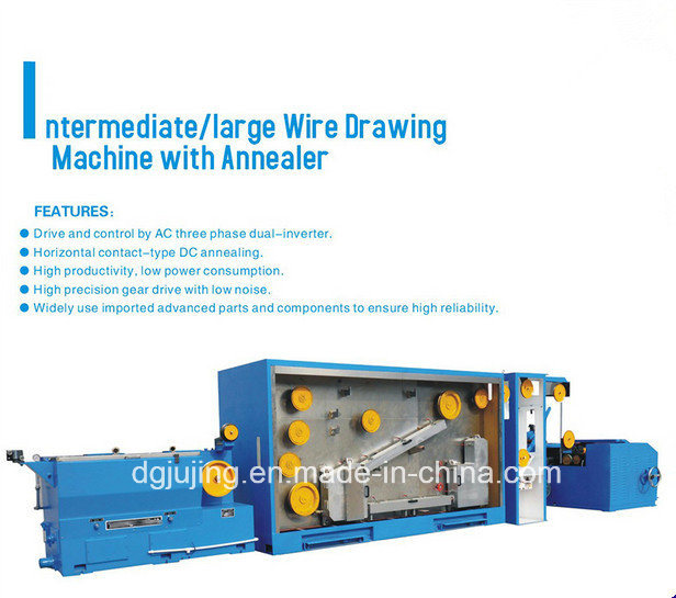 Intermediate Copper Wire Drawing Machine
