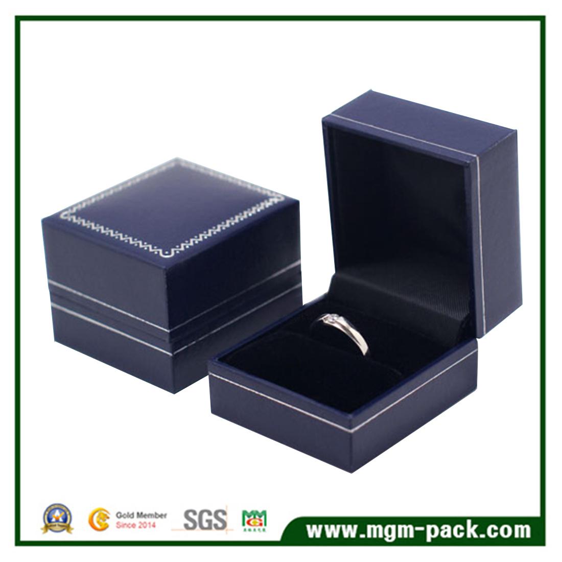 Wholesale Custom Made Plastic Jewelry Box