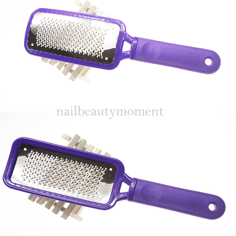 Pedicure Foot File Tools Stainless Steel Beauty Products (FF33)
