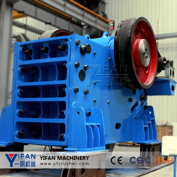 Concrete Jaw Crusher with Good Performance