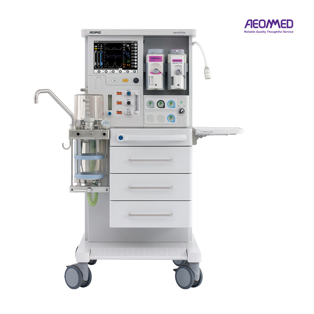 Touch Screen Anesthesia Machine / Anesthesia Workstation Aeon8700A with Ce