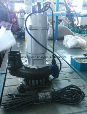 Qdx Electrical Submersible Water Pump with Float Switch (1inch/2inch/3inch/4inch)