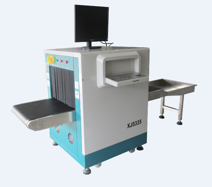 Security Middle Size X Ray Baggage Scanner (Tunnel size: 53*35cm) S