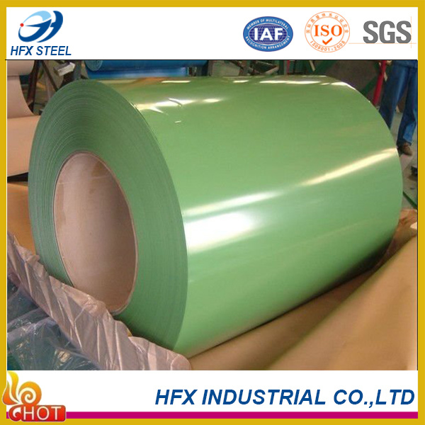 Factory Directly Supply Prepainted Galvanized Steel Coil