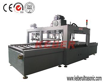 Large Plastic Pallets Infrared Radiation Welding Machine KEB-IR1211