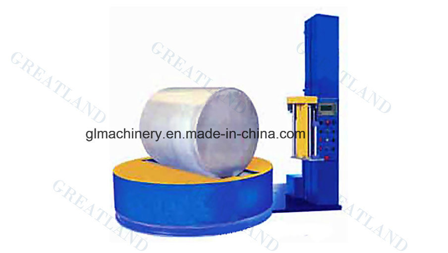 Film Winding Machine for Pulp and Paper Industry