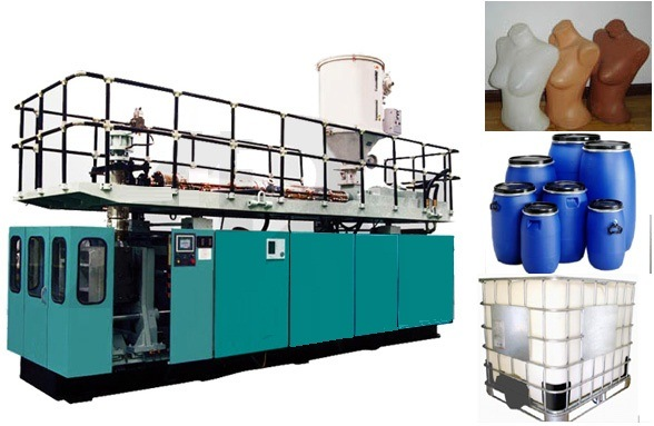 Automatic Blow Moulding Machine 250L - 1000L
