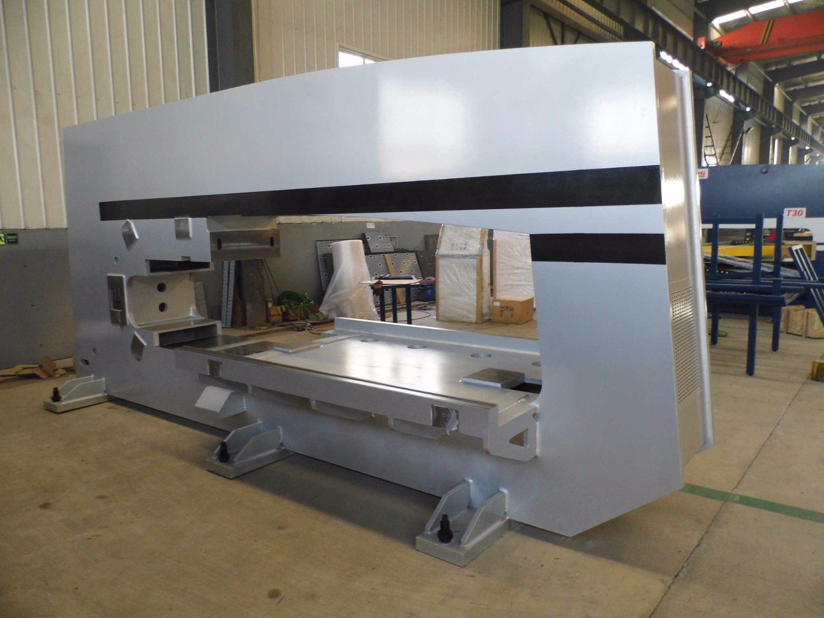 Es300 Electro Servo Turret Punch Press for Flexible Sheet Metal Processing