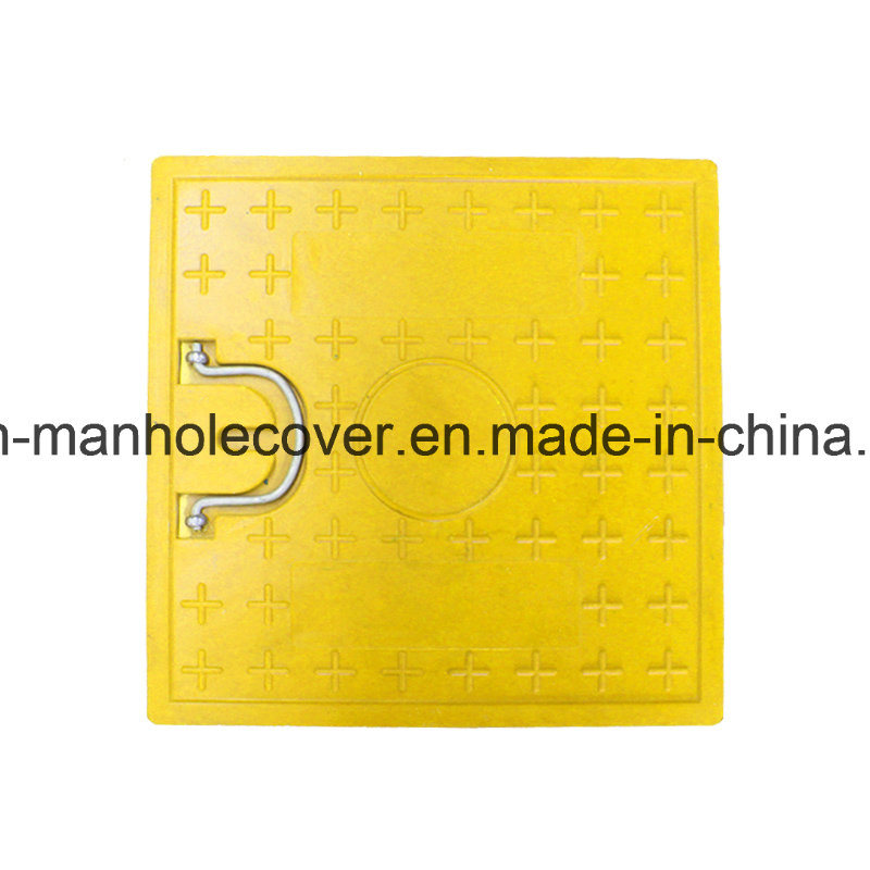 BMC Manhole Covers B125 Composite Covers for Road Safety En124