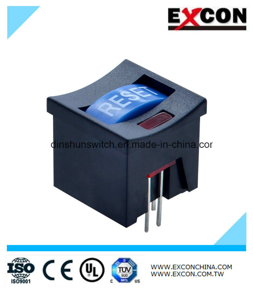 Excon Pb07 LED Push Button Switch Color Is Customed