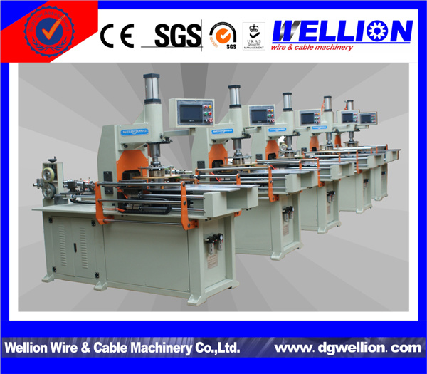 Building Wire Auto Coiling Machine