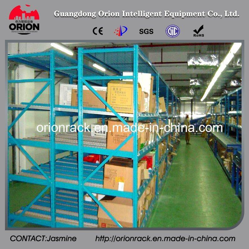 Storage Steel Self Slide Gravity Rack System