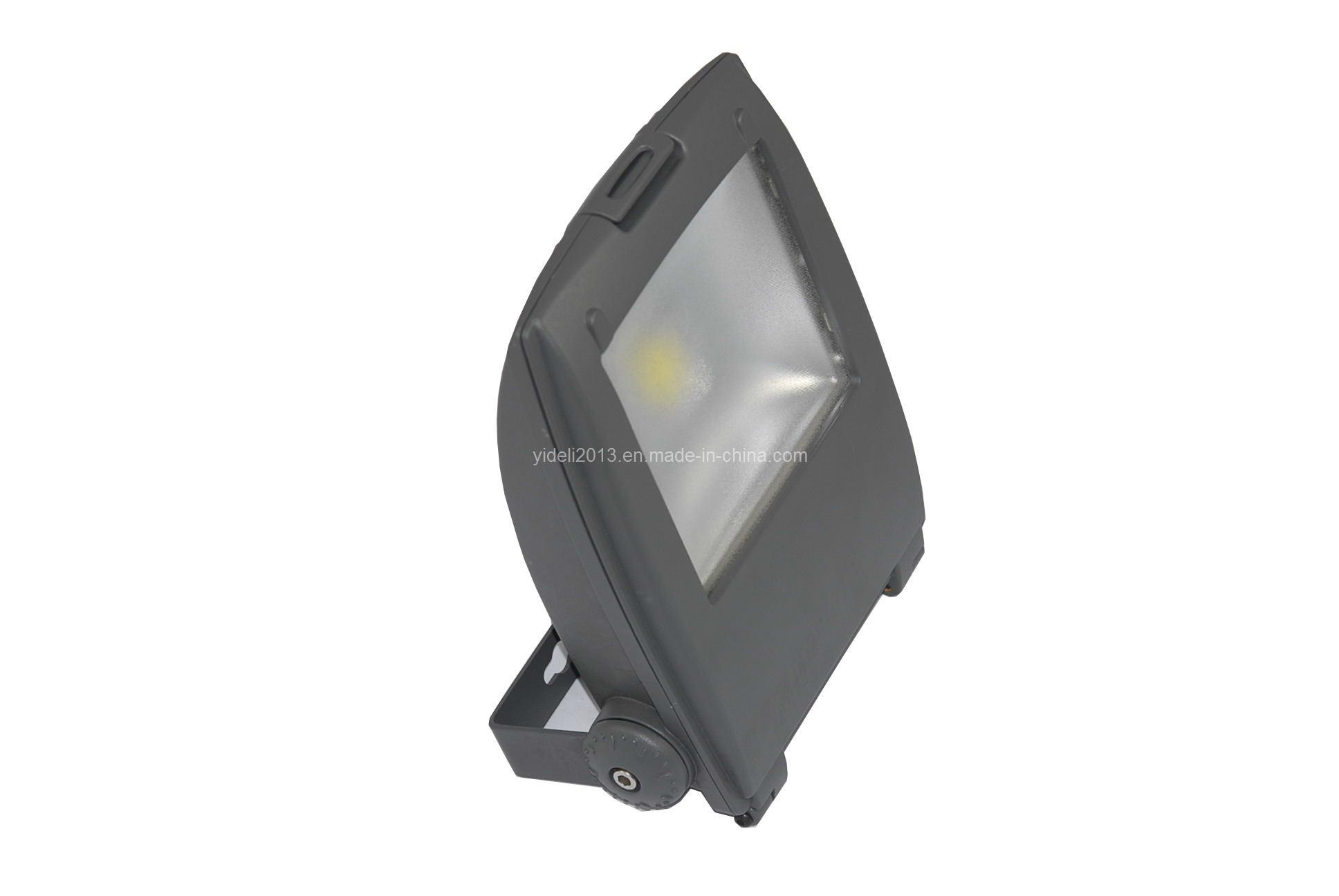 New Design SAA CE 70W IP65 High Power LED Flood Light Projector