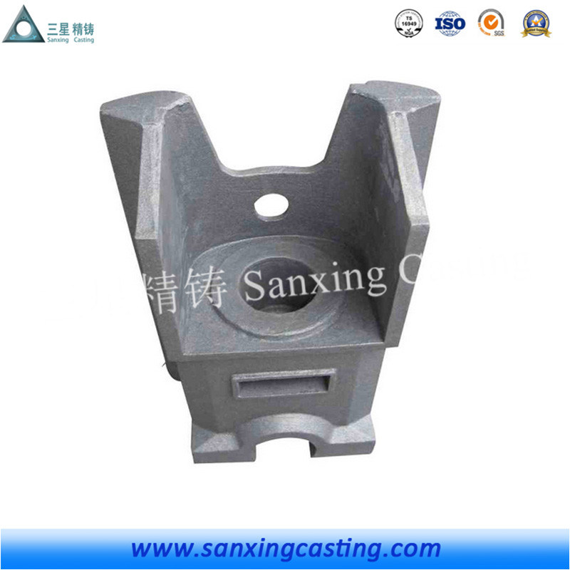 OEM Precision Casting Foundry Iron Valve Part for Agricultural Machinery