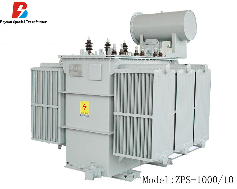 Zps Series Medium Frequency Induction Furnace Rectifier Transformer