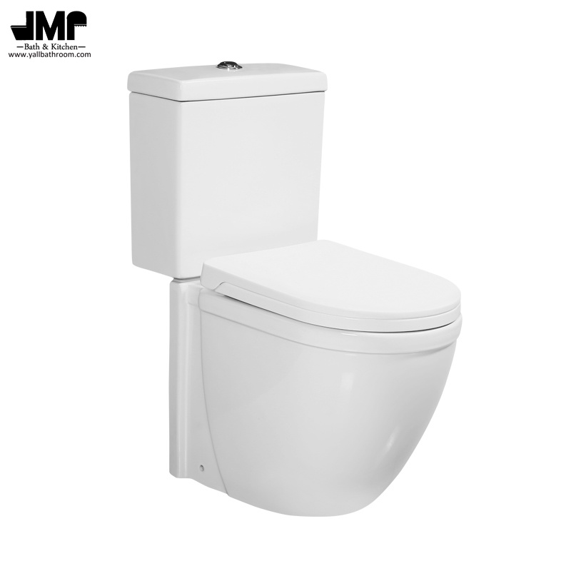 3/6L Washdown Two Piece Wc Bathroom Ceramic Toilet